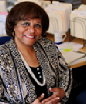 Yolanda Moses, former president of the City College of New York (1993-1999) and president of the American Association of Higher Education (2000-2003).