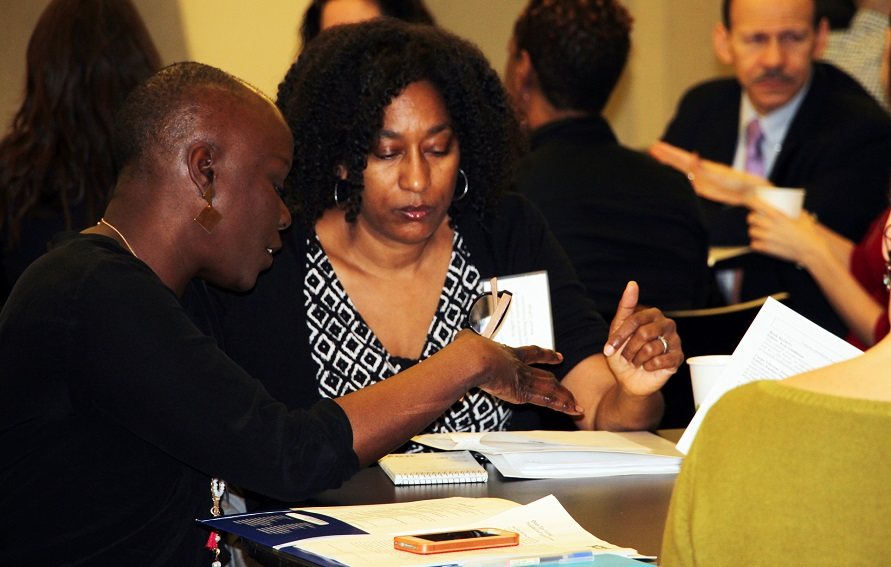 Faculty Fellowship Publication Program attendees