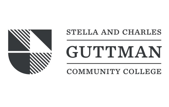 Guttman Community College logo