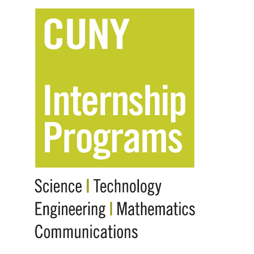 CUNY Internship Programs logo and graphic
