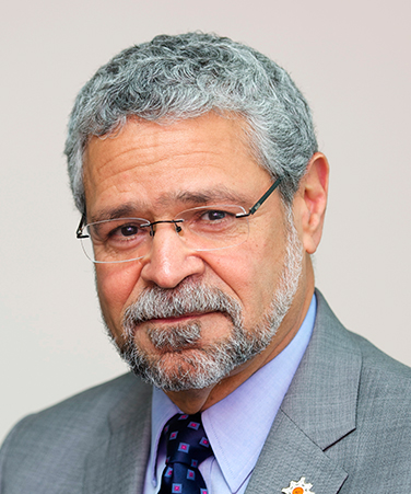 Interim President David Gomez, Hostos Community College