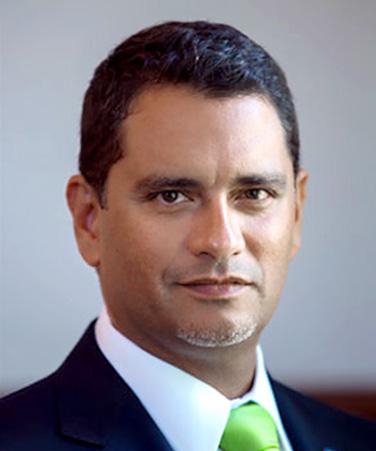 Lehman College President Jose L. Cruz