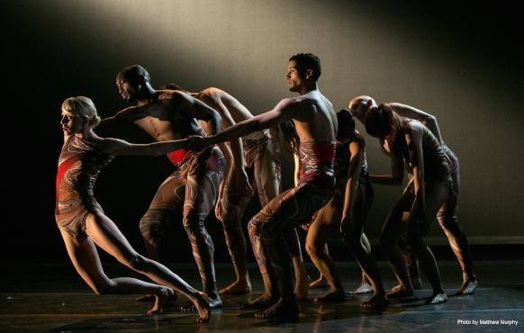 Elisa Monte Dance Terra Firma by Matthew Murphy