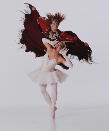 Les Ballets Trockaderos by Lois Greenfield