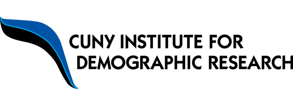CUNY INSTITUTE FOR DEMOGRAPHIC RESEARCH logo