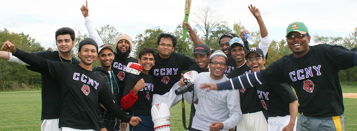 City College of Ne York cricket team