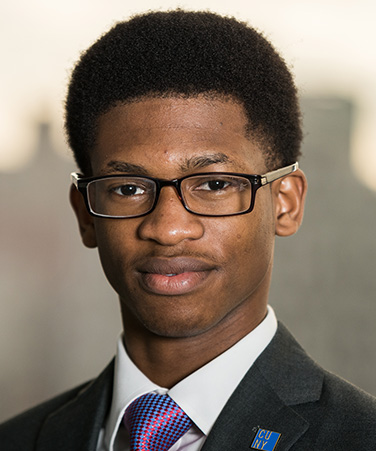 John Aderounmu, Chair, CUNY Student Senate Chairperson