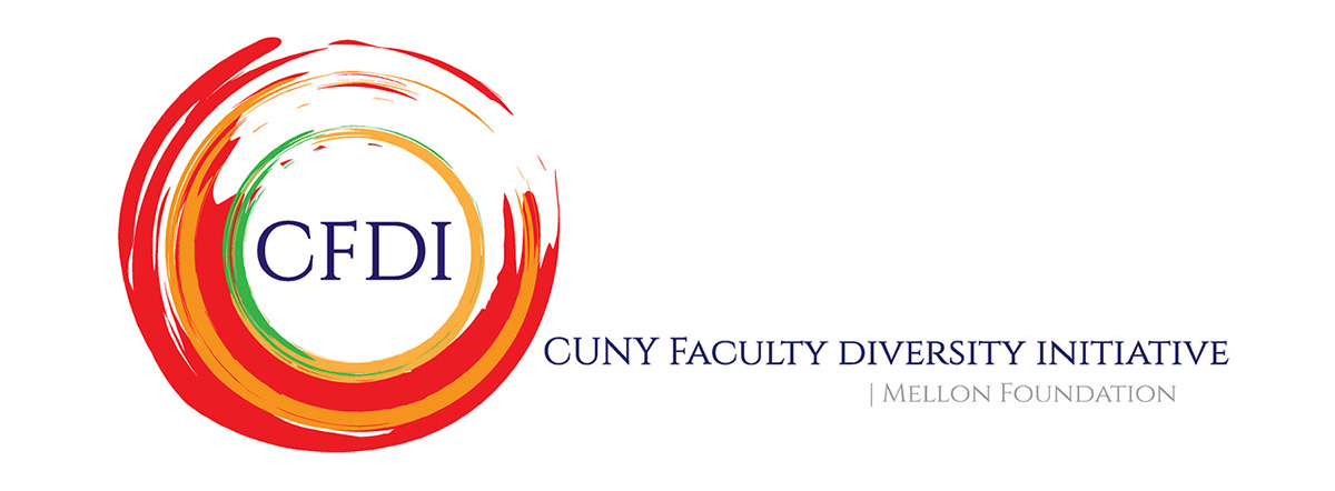 CFDI - CUNY Faculty Diversity Initiative, Mellon Foundation logo