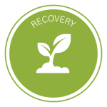 Recovery icon for University Emergency Preparedness Program