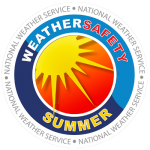 National Weather Service Weather Safety Summer logo
