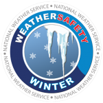 National Weather Service Weather Safety Winter logo