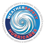National Weather Service Weather Safety Hurricanes logo