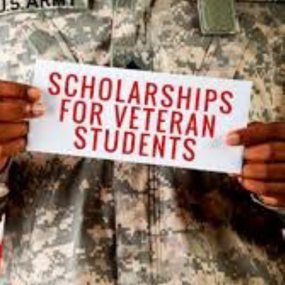 SCHOLARSHIPS FOR VETERAN STUDENTS poster