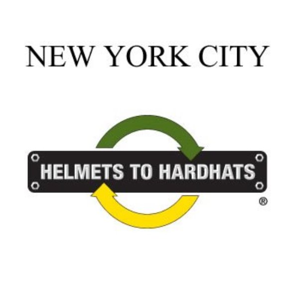 NEW YORK CITY HELMETS TO HARDHATS logo