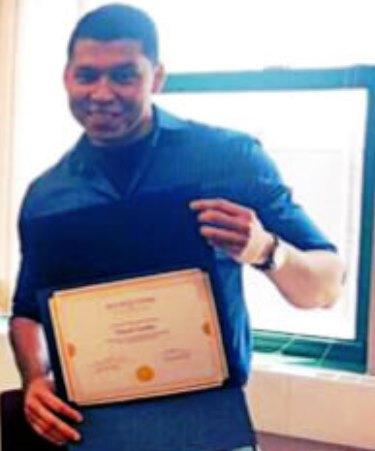 CUNY veteran M. Castillo