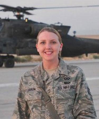 CUNY veteran Megan Lyon
