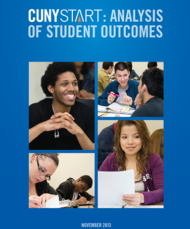 CUNYSTART publication cover
