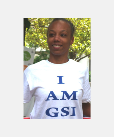 Graduate Success Initiative/GSI student
