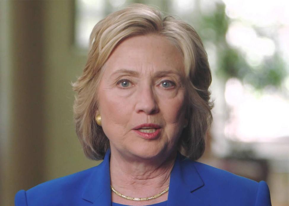 Secretary Hillary Clinton