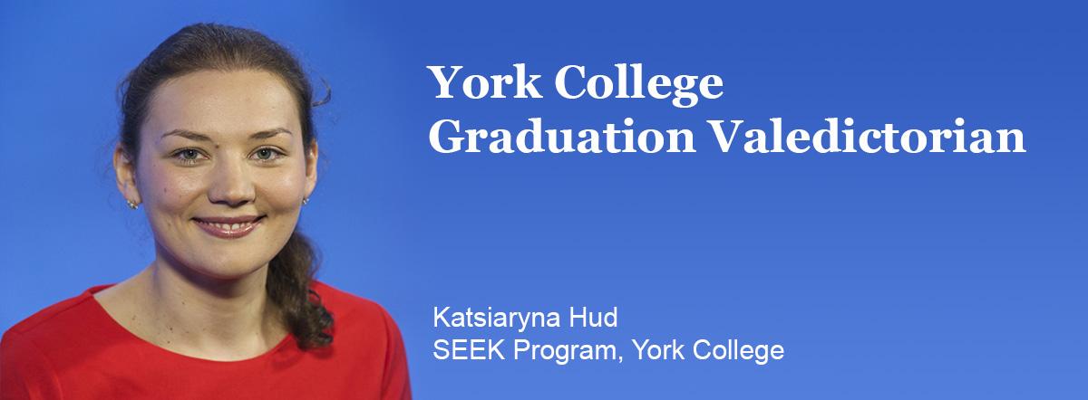 York College Valedictorian