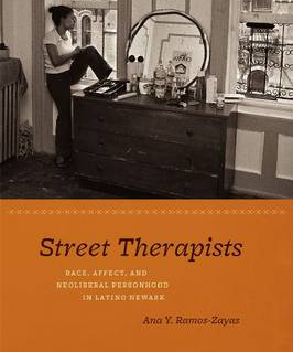 Street Therapists Book