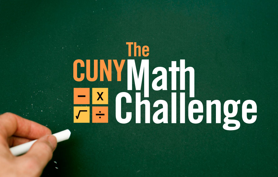 The CUNY Math Challenge