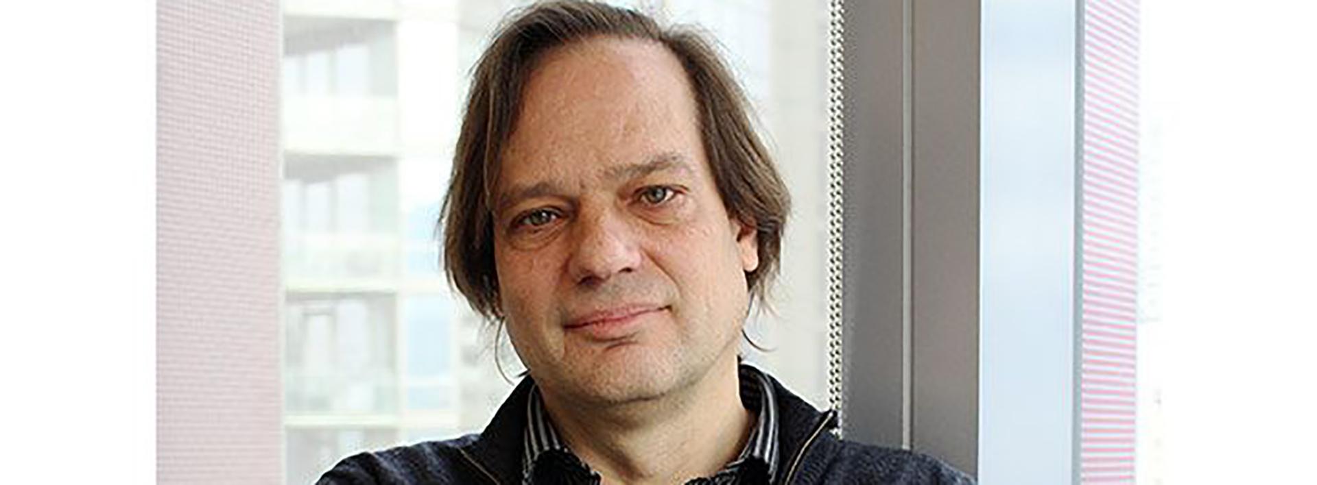 John Jay College Psychology Professor Philip Yanos