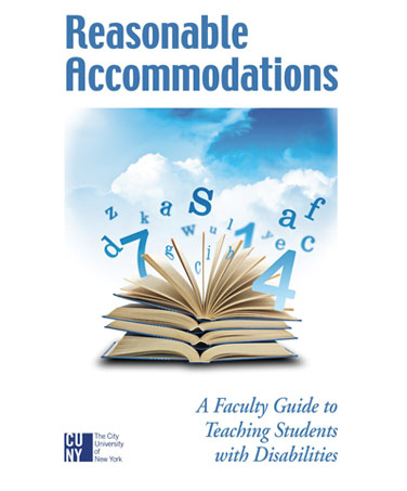 Reasonable Accommodations Publication