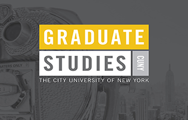 CUNY Graduate Studies brochure cover