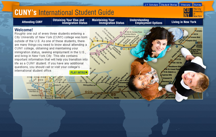 CUNY International Student Guide