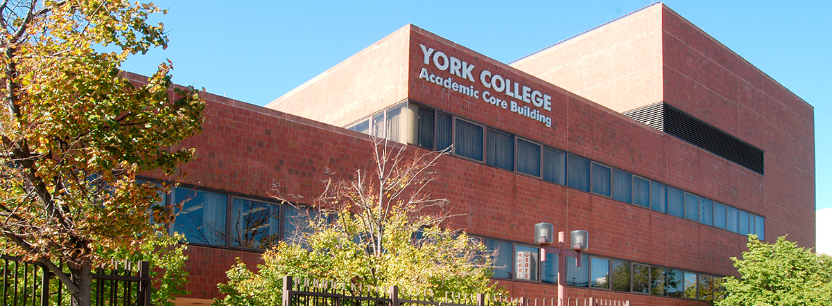 York College Building