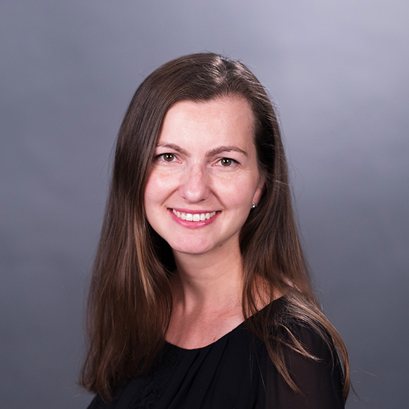 Joanna Kucharski, Recruitment Coordinator