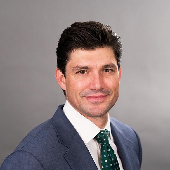 Mark Ciolli, University Director of Recruitment