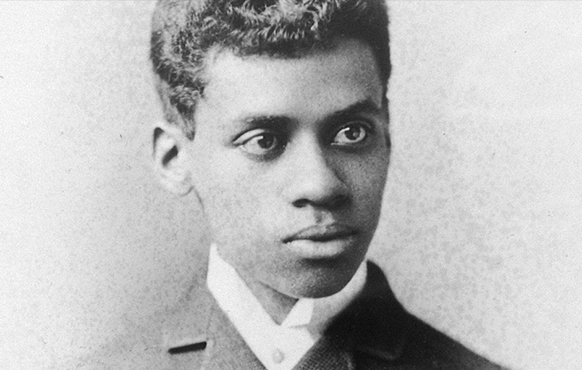 William Hallett Greene, first African-American graduate from the Free Academy
