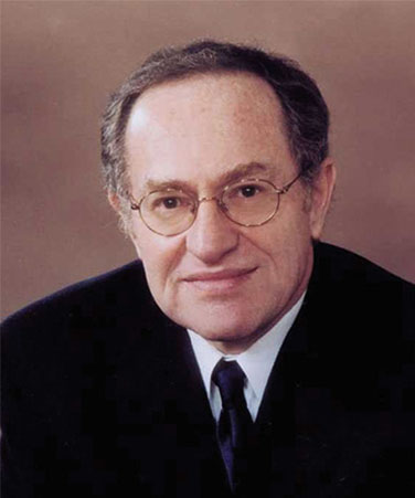 Brooklyn College alumnus, lawyer Alan Dershowitz