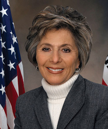 Senator Barbara Boxer is a Brooklyn College alumna
