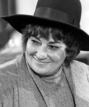 Congresswomen Bella Abzug was a Hunter College alumna