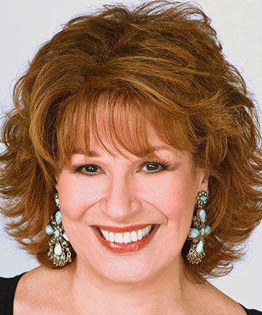 Comedian and Queens College alumna, Joy Behar