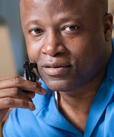 Chess Grandmaster Maurice Ashley is a CCNY alumnus.