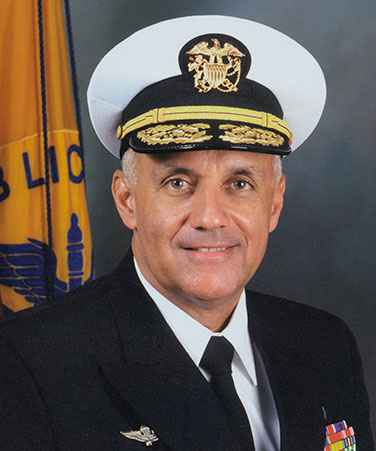 Former United States Surgeon General Richard Carmona is a Bronx Community College alumnus