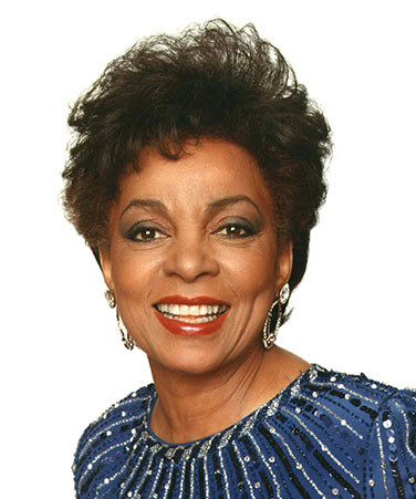 Hunter College alumna, actress Ruby Dee