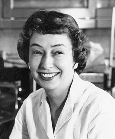 Medical microbiologist and cancer researcher, Charlotte Friend, graduated from Hunter College in 1943