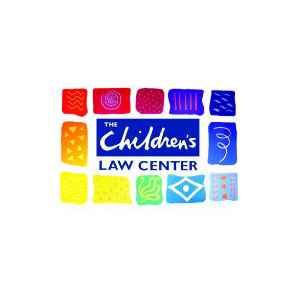 THE children's LAW CENTER logo