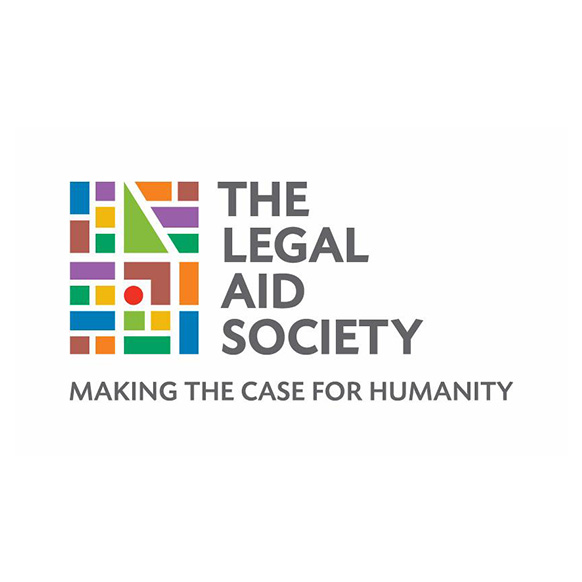 THE LEGAL AID SOCIETY logo