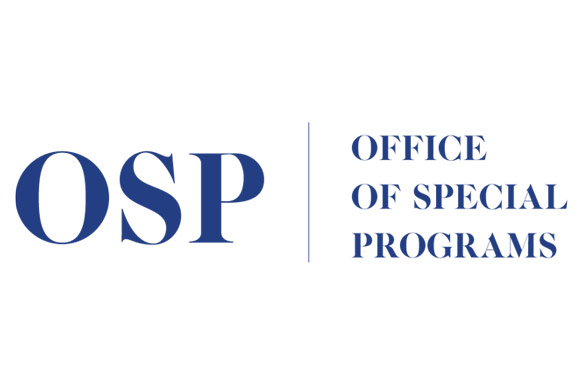 Office of Special Programs logo