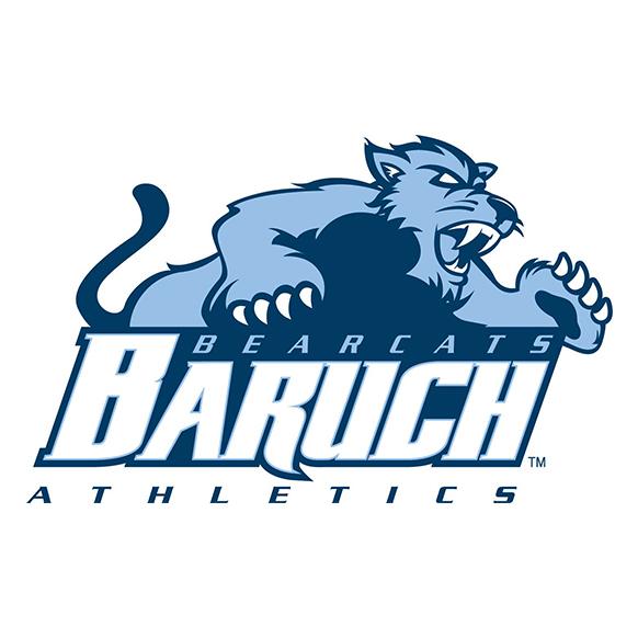 Baruch College Bearcats mascot logo
