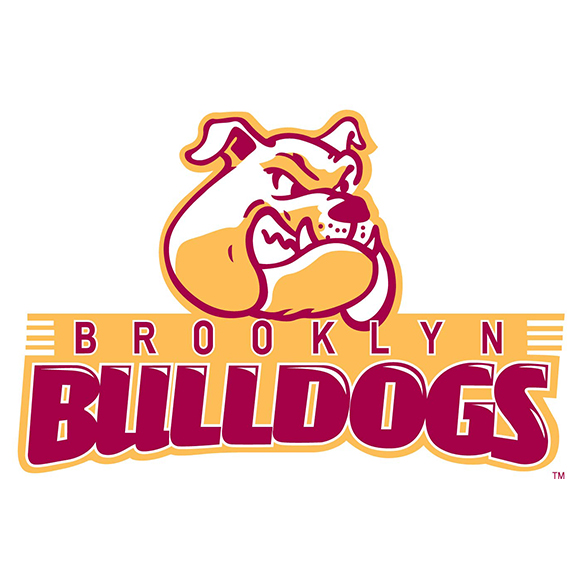Brooklyn College Bulldogs mascot logo