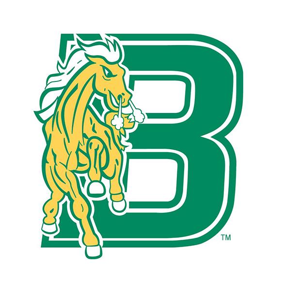 Bronx Community College Broncos logo