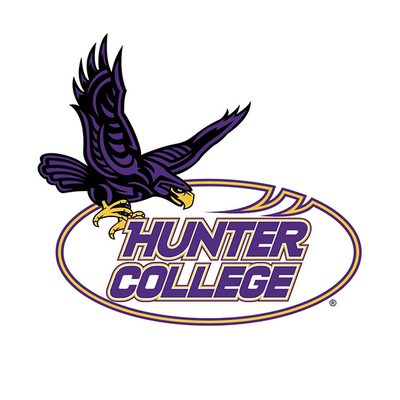 Hunter College mascot logo