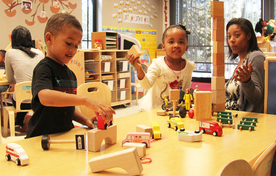 The Child Care Center at Lehman College